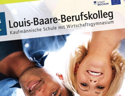 Louis-Baare-Berufskolleg [Schule] – Branding & Interntetseite