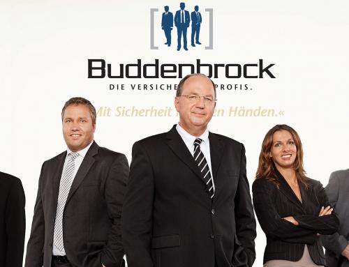 Buddenbrock GmbH – Corporate Identity
